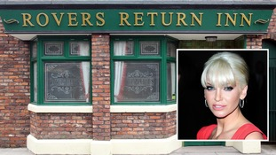 Former Girls Aloud singer Sarah Harding to make Coronation Street appearance