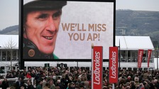 AP McCoy set to make his last appearance at Taunton