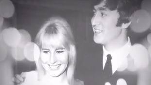 Cynthia Lennon's life with John remembered in pictures