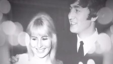 Cynthia and John Lennon