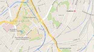 Lawley Middleway in Birmingham