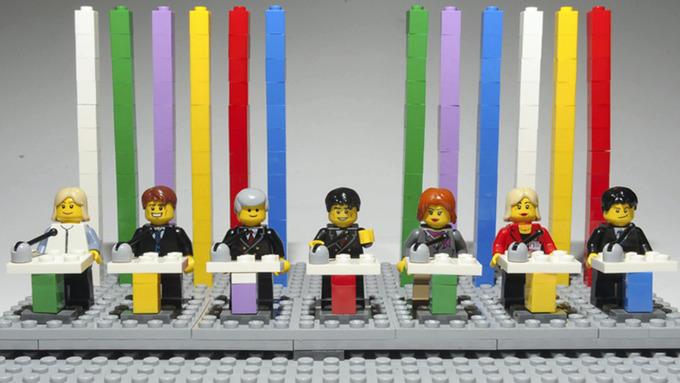 Image result for Lego Leader