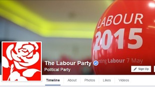 Martin Freeman's video helped Labour secure some good figures on Facebook.