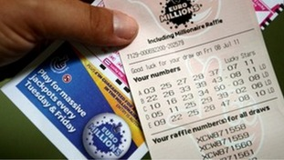 The Midlands appears to be a UK hotspot for lottery winners