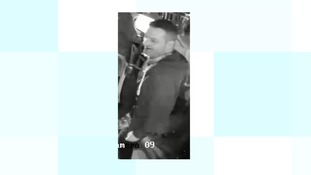 Anyone who recognises this man is being asked to contact police