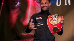 Kell Brook won't be fighting Khan next