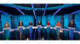 Party leaders back on the campaign trail after debate