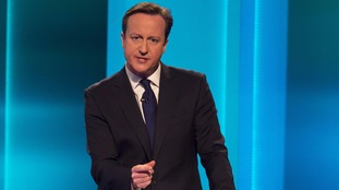 YouGov poll gives Cameron highest support at 37%.