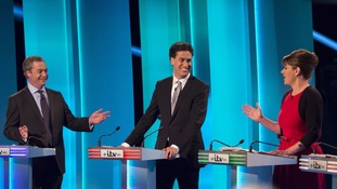 Guardian/ICM poll: Miliband wins TV Leaders' Debate.
