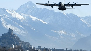 The bodies of the victims of the Swiss bus crash are being repatriated today by Belgian military planes