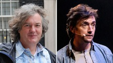 James May and Richard Hammond