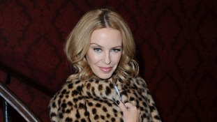 Kylie Minogue backs Angelina Jolie's ovary remarks.