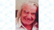 Richard Manning went missing on Thursday.
