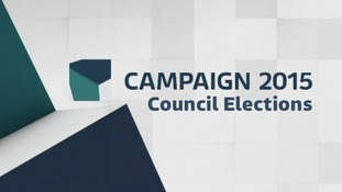 As well as the General Election on 7 May, there are elections to dozens of local councils.