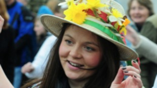 There has been a daffodil festival in Mells since 1979