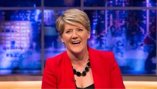 Clare Balding reveals she's married her long-term partner Alice Arnold