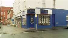 Lettings agency C J Hole in Southville sent a letter to landlords encouraging them to raise rents