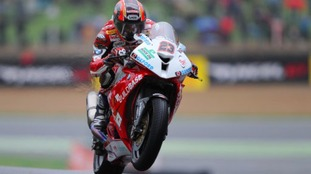 Kiyonari in action last season