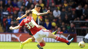 Championship match report: Watford 2-0 Middlesbrough