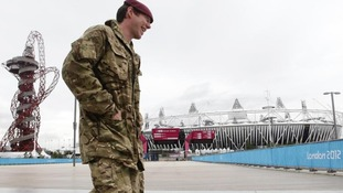 Locog G4S military