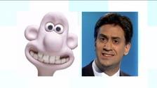 Ed Miliband Wallace