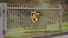 Stainburn will join with another school to form a new Academy, and will host the drop-in session today