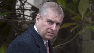 Sex claims against Prince Andrew struck off by US court
