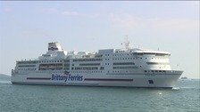 New exit check rules will not impact traveling Brittany Ferries from Plymouth