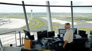 France's largest air traffic controllers' union is walking out for 48 hours