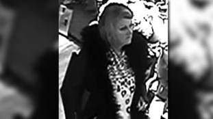 CCTV image released by detectives.