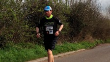 Kevin Carr ultra marathon runner