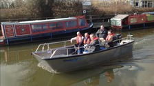 Somerset's new community flood support boat needs a name - can you help?