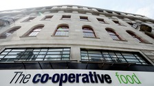 The Co-op is the UK's fifth biggest food retailer.