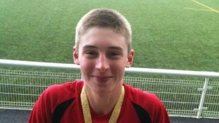 Tributes to teenage footballer killed in car accident