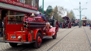 All aboard for Beamish Museum's 'Great North Steam Fair'