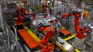 The workforce at the Solihull plant has nearly doubled in the past three years