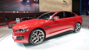 The Solihull plant will build the new Jaguar XE