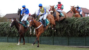 Grand National: 40 race in biggest day for UK betting.