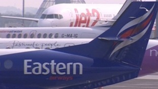 Eastern Airways Jetstream 41