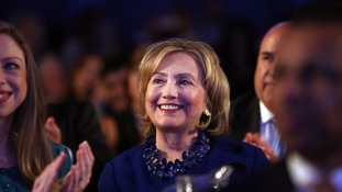 Obama: Hillary Clinton would be 'excellent president'.