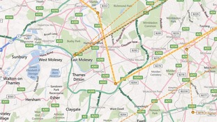 Kingston Torch Relay Route: Day 67.