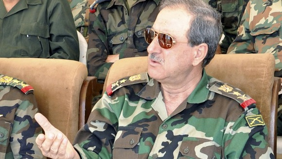 Defence Minister Dawoud Rajha has been killed in an explosion in Damascus