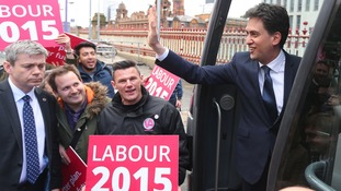 Labour will promise to cut deficit every year in Manchester manifesto launch