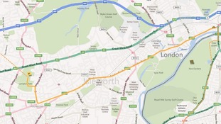 Hounslow Torch Relay Route: Day 67.