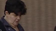 Karen Southern, convicted of wilfully neglecting a 90-year-old female resident