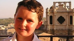 British victim 11-year-old Sebastian Bowles moved to Belgium with his parents