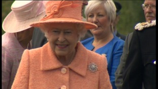 What would you say to Her Majesty? Tynesiders choose their words