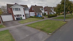 The couple lived on Golf Drive in Nuneaton