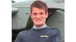Flight Lieutenant Hywel Tomos Poole