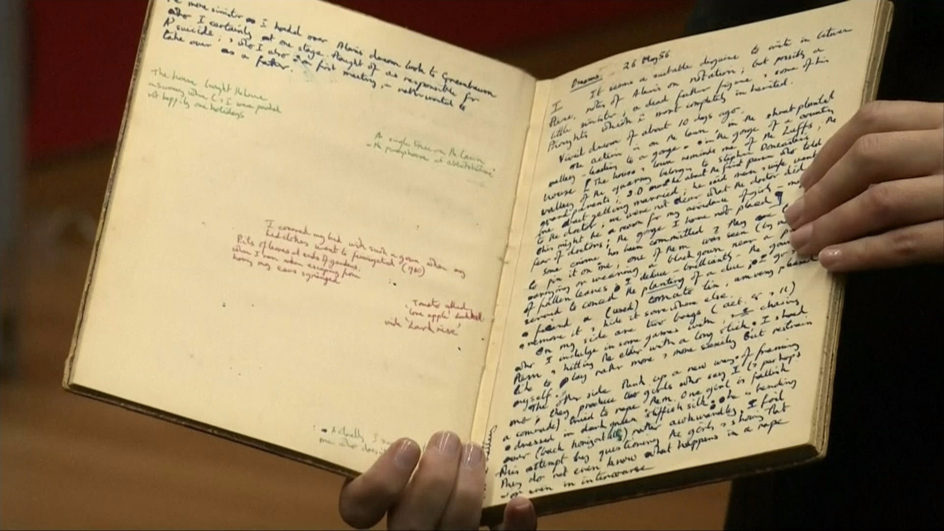 Calendar Notebook 2015 : Alan turing s personal notebook fetches just over £